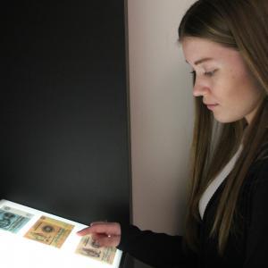 Papirmuseet, vandmærke